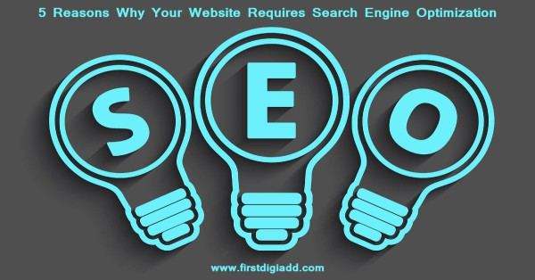 website-requires-search-engine-optimization